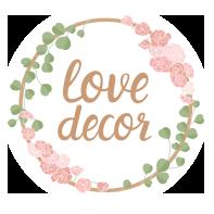 Logo Love Decor